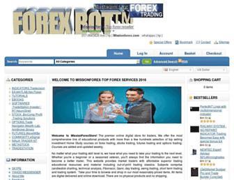 Thumbshot of Missionforex.com