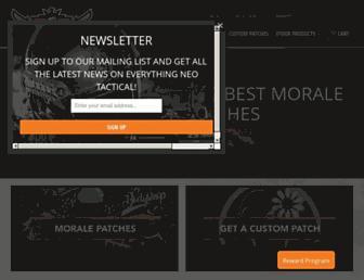 neotacticalgear.com screenshot