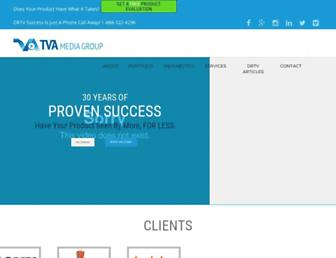 tvamediagroup.com screenshot