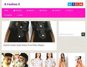 afashionz.com screenshot