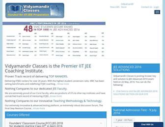 Thumbshot of Vidyamandir.com