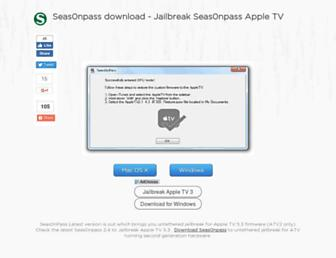 seas0npass.org screenshot