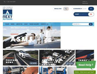 nextautogas.com screenshot