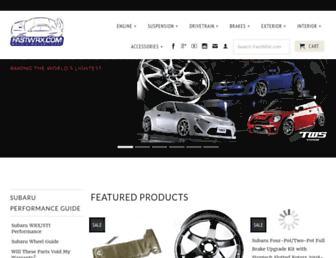 fastwrx.com screenshot