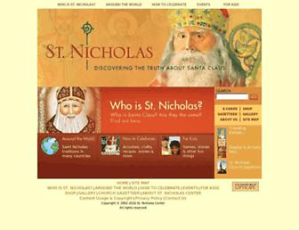 Thumbshot of Stnicholascenter.org