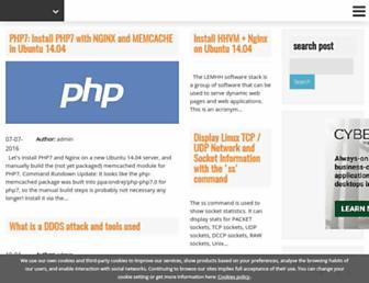 ma-no.org screenshot
