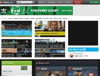 Thumbshot of Footytube.com