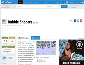 bubble-shooter.en.softonic.com screenshot