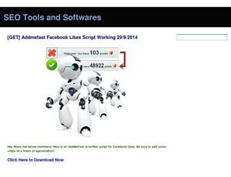 trafficsoftwares.blogspot.com screenshot