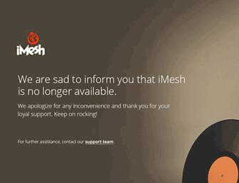 Thumbshot of Imesh.com