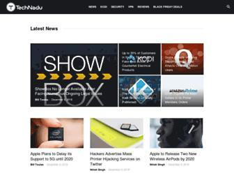 technadu.com screenshot