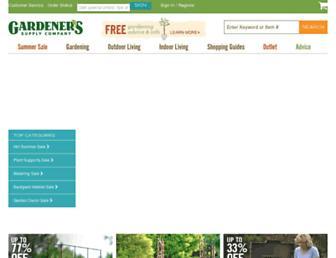 Thumbshot of Gardeners.com