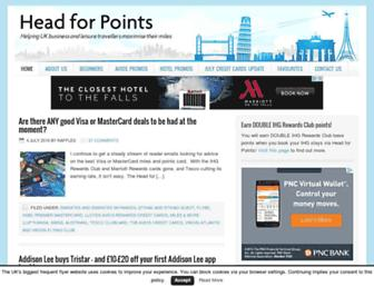 Thumbshot of Headforpoints.com