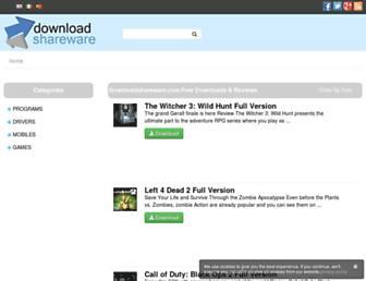 Thumbshot of Downloadshareware.com