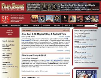 Thumbshot of Filmscoremonthly.com