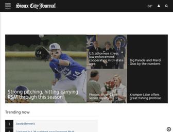 siouxcityjournal.com screenshot