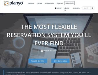 Thumbshot of Planyo.com