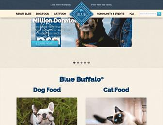 Thumbshot of Bluebuffalo.com