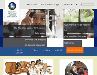 Thumbshot of Ncse.com