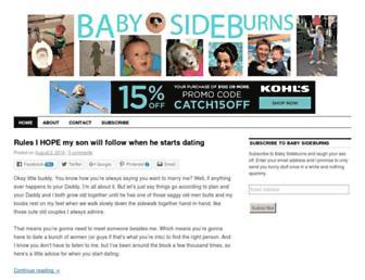 Thumbshot of Babysideburns.com