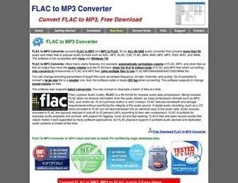 flac-mp3.com screenshot