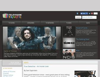 Thumbshot of Televisionfanatic.com