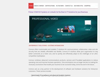 comvox.com screenshot