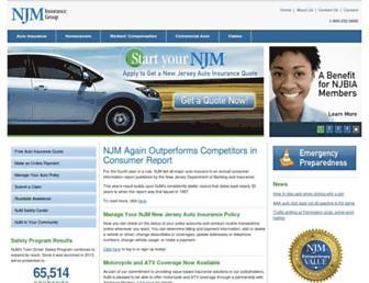 njm.com screenshot