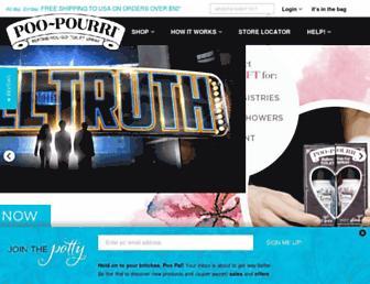 Thumbshot of Poopourri.com