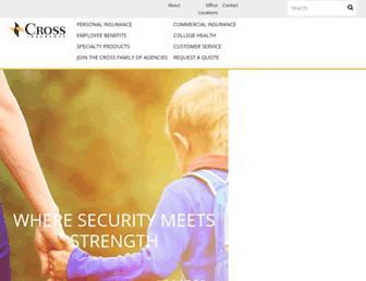 crossagency.com screenshot