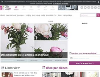 deco.fr screenshot