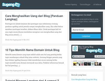 sugeng.id screenshot