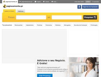 pai.pt screenshot