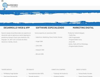 bandoseo.com screenshot
