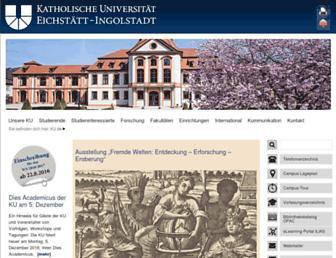ku.de screenshot