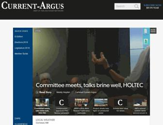 Thumbshot of Currentargus.com