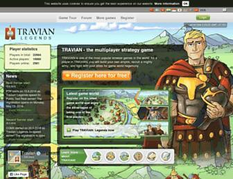 Thumbshot of Travian.com
