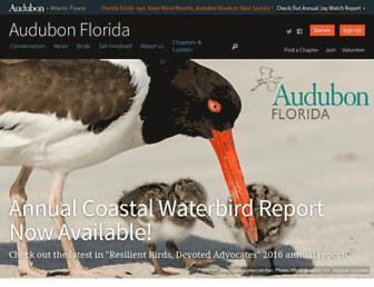 fl.audubon.org screenshot