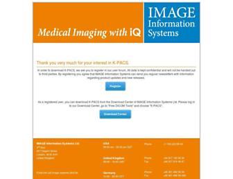 k-pacs.net screenshot