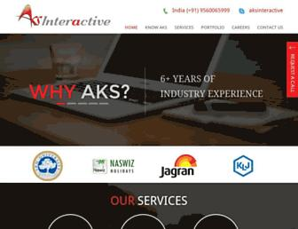 Thumbshot of Aksinteractive.com