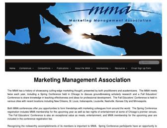 mmaglobal.org screenshot
