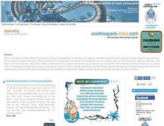 soothsayers-india.com screenshot