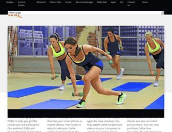 Thumbshot of Cathe.com