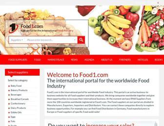 food1.com screenshot