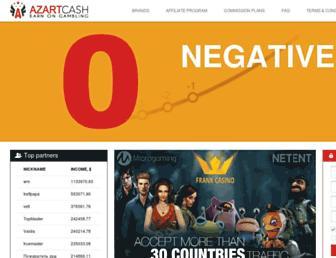 Thumbshot of Azartcash.com