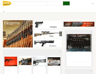Thumbshot of Gunbroker.com