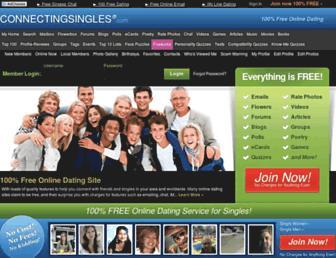 Thumbshot of Connectingsingles.com