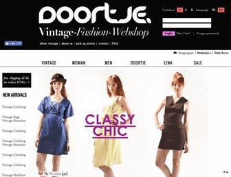 Thumbshot of Doortje-vintage.com
