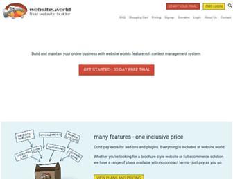 websitebuilder.nz screenshot