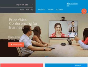 trueconf.com screenshot